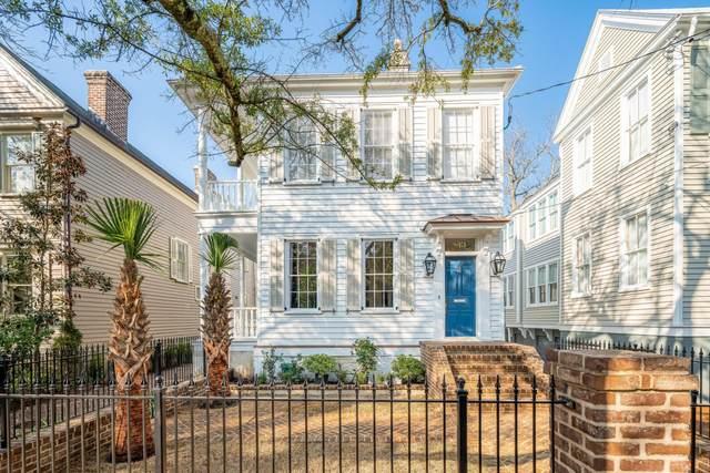 13 Logan Street, Charleston, SC 29401 (#21005460) :: Realty ONE Group Coastal