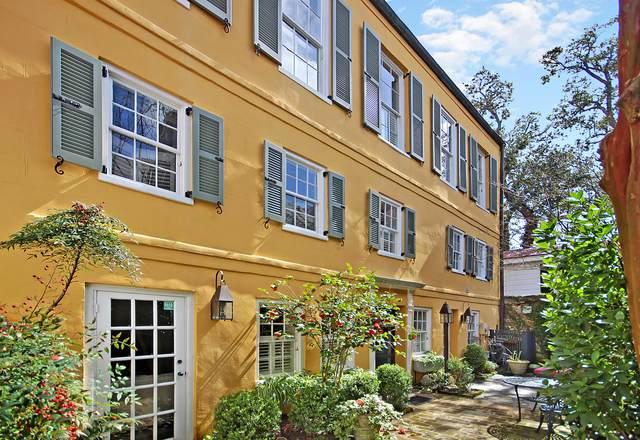 61 1/2 Tradd Street, Charleston, SC 29401 (#21005476) :: Realty ONE Group Coastal