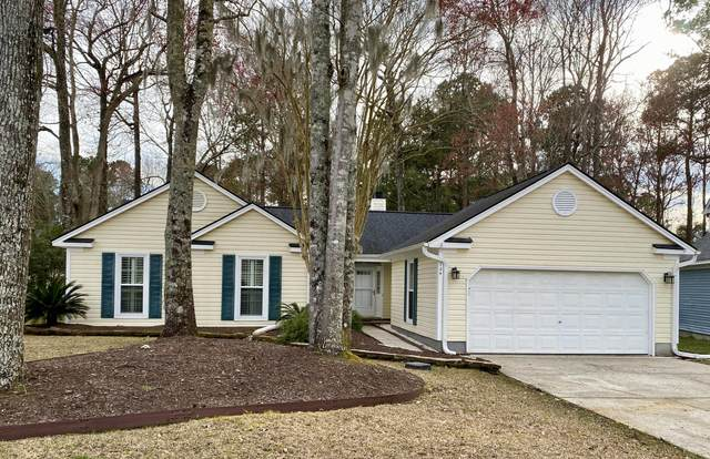 124 Candleberry Circle, Goose Creek, SC 29445 (#21005483) :: The Cassina Group