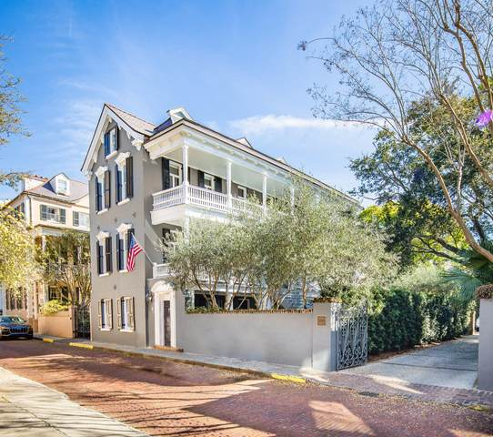 18 Church Street, Charleston, SC 29401 (#21005562) :: Realty ONE Group Coastal