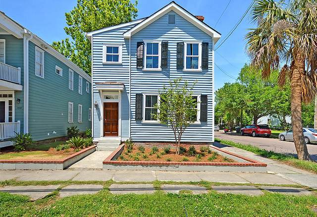 302 Sumter Street, Charleston, SC 29403 (#21005611) :: Realty ONE Group Coastal
