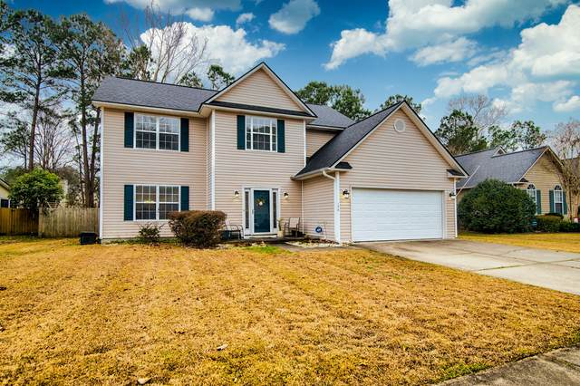 148 Chatfield Circle, Goose Creek, SC 29445 (#21005661) :: The Cassina Group