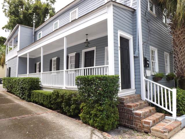 7 Kracke Street A, Charleston, SC 29403 (#21005672) :: The Cassina Group
