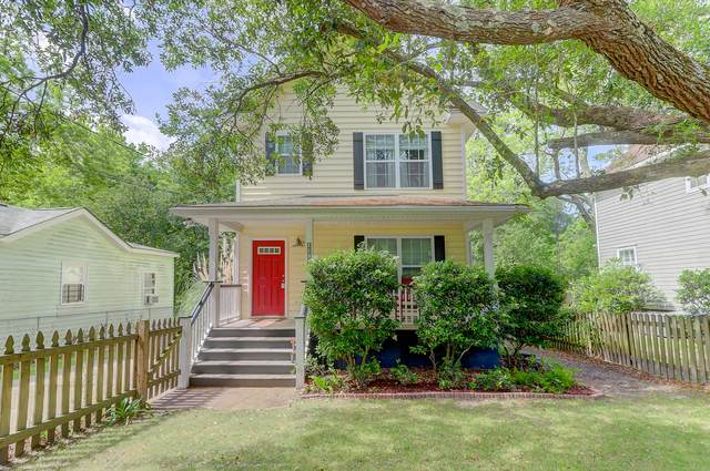 1134 Davidson Avenue, Charleston, SC 29407 (#21005687) :: The Cassina Group