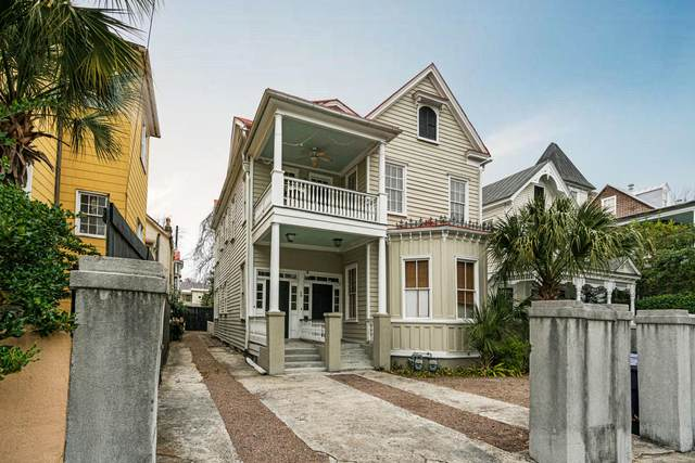 68 Vanderhorst Street A & B, Charleston, SC 29403 (#21005691) :: The Cassina Group