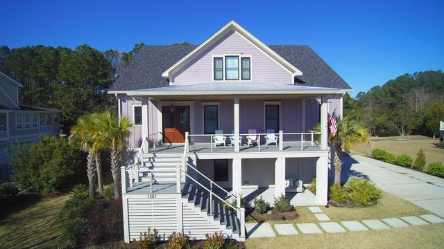 1281 Blue Sky Lane, Charleston, SC 29492 (#21005729) :: The Cassina Group