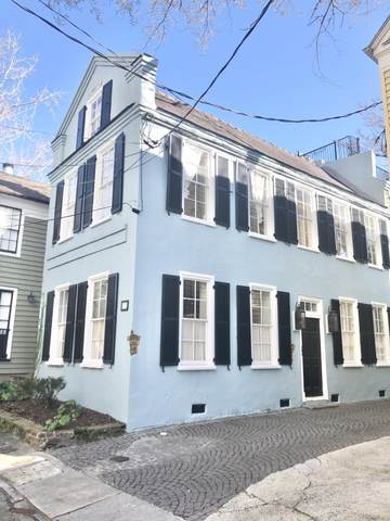 11 West Street B, Charleston, SC 29401 (#21005761) :: Realty ONE Group Coastal