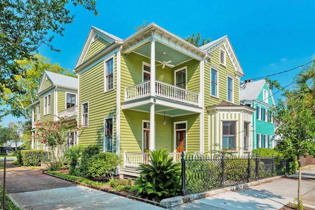 45 Pitt Street, Charleston, SC 29401 (#21005817) :: CHSagent, a Realty ONE team