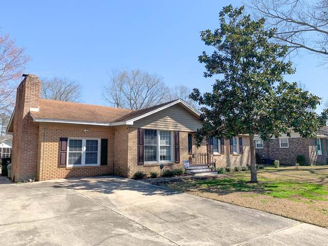 110 Hartford Drive, Ladson, SC 29456 (#21005820) :: The Cassina Group