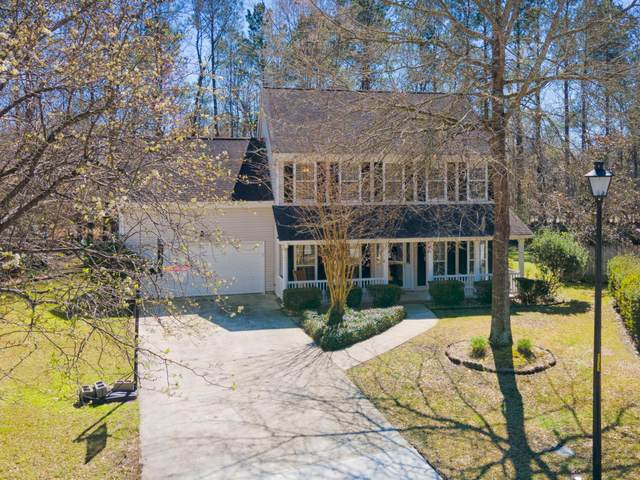 103 Cary Court, Goose Creek, SC 29445 (#21005829) :: The Cassina Group