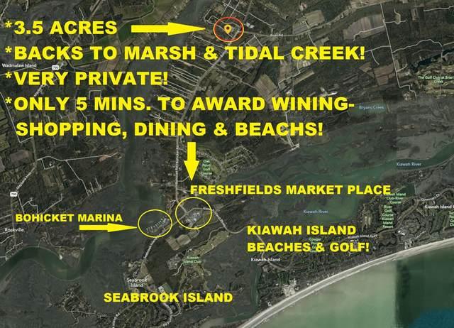 0 Hickory Hill Dr, Johns Island, SC 29455 (#21005877) :: The Gregg Team