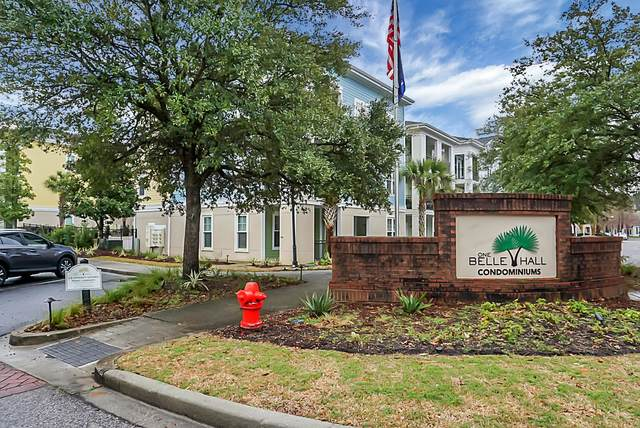 2000 Belle Isle Avenue #106, Mount Pleasant, SC 29464 (#21005894) :: Realty ONE Group Coastal
