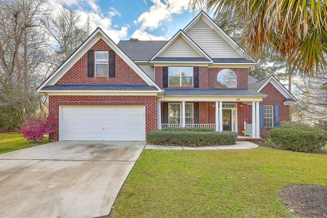 2004 Carriage Way, Summerville, SC 29485 (#21005923) :: Realty ONE Group Coastal