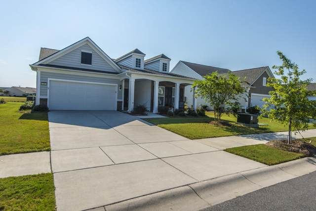 683 Battery Edge Drive, Summerville, SC 29486 (#21005927) :: CHSagent, a Realty ONE team