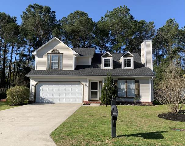 1421 Topaz Drive, Mount Pleasant, SC 29466 (#21005934) :: Realty ONE Group Coastal