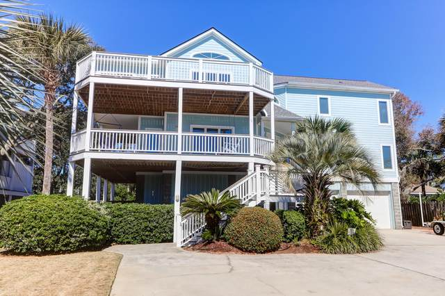 3007 Palm Boulevard, Isle Of Palms, SC 29451 (#21005938) :: The Cassina Group