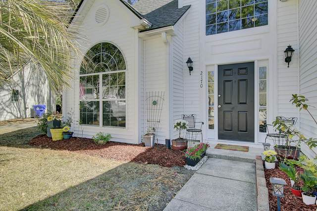 2170 Country Manor Drive, Mount Pleasant, SC 29466 (#21005974) :: Realty ONE Group Coastal