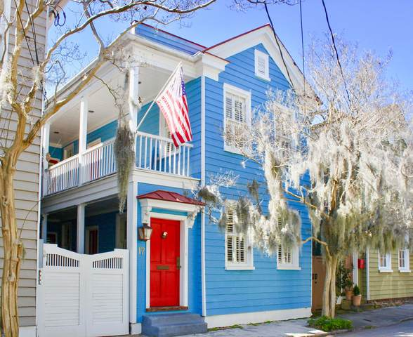 17 Anson Street, Charleston, SC 29401 (#21006025) :: Realty ONE Group Coastal