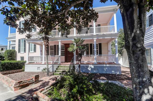 10 Water Street, Charleston, SC 29401 (#21006051) :: The Cassina Group