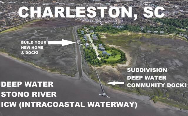 3096 S Shore Dr, Charleston, SC 29407 (#21006175) :: The Gregg Team