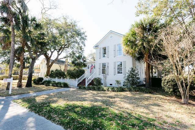 302 Bank Street, Mount Pleasant, SC 29464 (#21006250) :: The Cassina Group