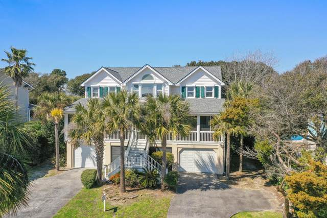 3105 Palm Blvd, Isle Of Palms, SC 29451 (#21006648) :: The Cassina Group