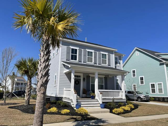 3620 Woodend Way, Mount Pleasant, SC 29466 (#21006690) :: Realty ONE Group Coastal