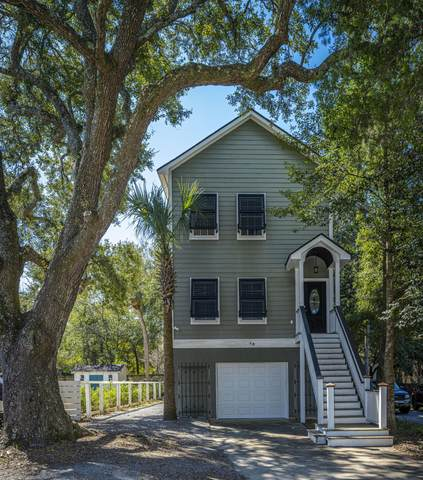 19 22nd Avenue, Isle Of Palms, SC 29451 (#21006699) :: The Cassina Group