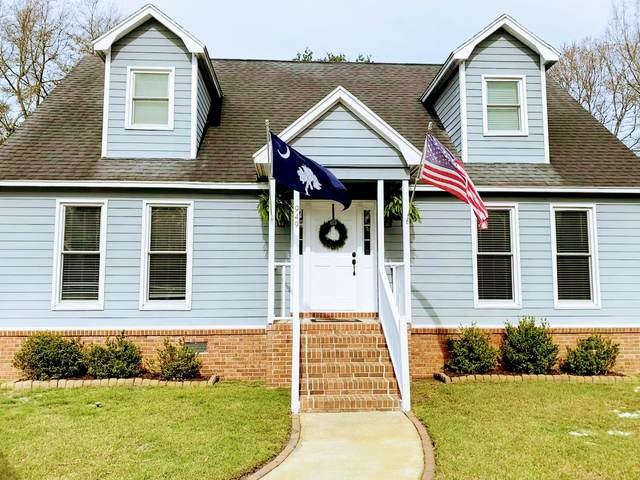 949 Pine Hollow Road, Mount Pleasant, SC 29464 (#21007099) :: Realty ONE Group Coastal