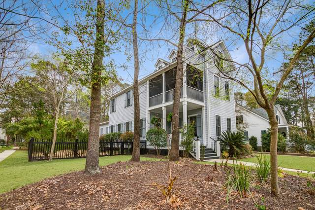 5152 Coral Reef Drive, Johns Island, SC 29455 (#21007178) :: The Cassina Group