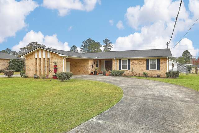 412 Briarcliff Street, Manning, SC 29102 (#21007239) :: The Cassina Group