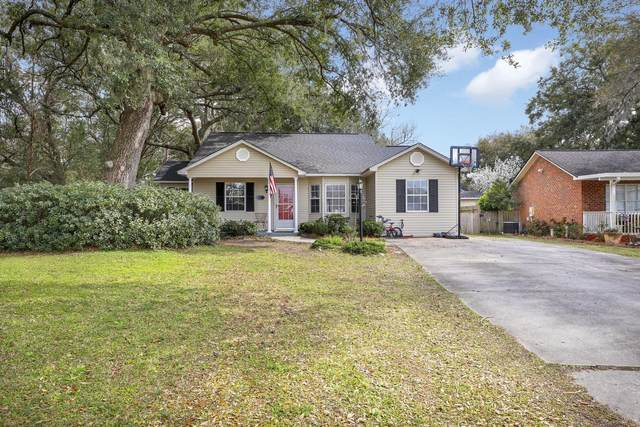 2357 Soling Court, Charleston, SC 29414 (#21007282) :: The Cassina Group