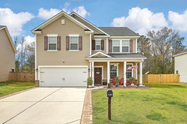 1340 Wild Goose Trail, Summerville, SC 29483 (#21007603) :: Realty ONE Group Coastal