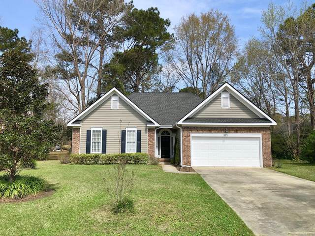 1179 Holly Bend Drive, Mount Pleasant, SC 29466 (#21007632) :: Realty ONE Group Coastal