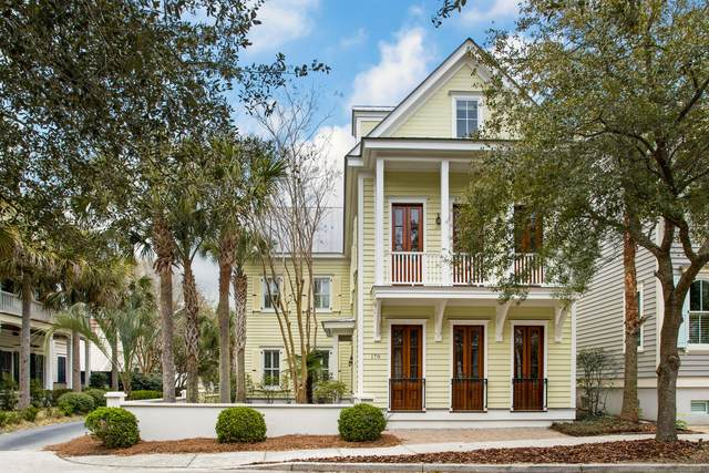 170 Ionsborough Street, Mount Pleasant, SC 29464 (#21007772) :: The Cassina Group
