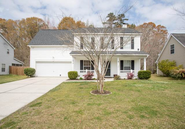 538 Beverly Drive, Summerville, SC 29485 (#21007833) :: The Cassina Group