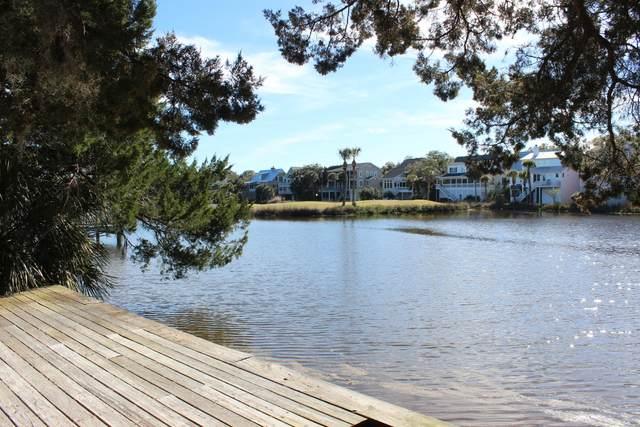 3601 Docksite Road, Edisto Beach, SC 29438 (#21007886) :: The Cassina Group