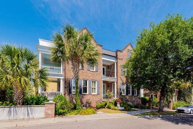 129 Ponsbury Road, Mount Pleasant, SC 29464 (#21007931) :: The Cassina Group