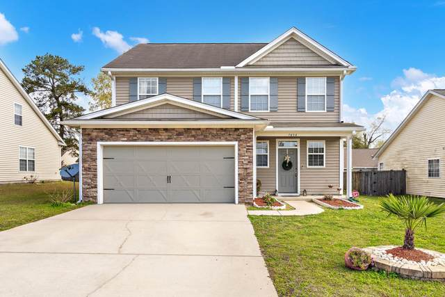 7656 Fayetteville Road, North Charleston, SC 29418 (#21008059) :: The Cassina Group