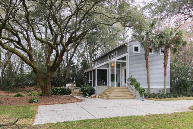 2217 Ramsay Street, Charleston, SC 29412 (#21008209) :: The Cassina Group