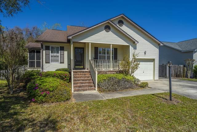 2367 Parkstone Drive, Charleston, SC 29414 (#21008215) :: The Cassina Group
