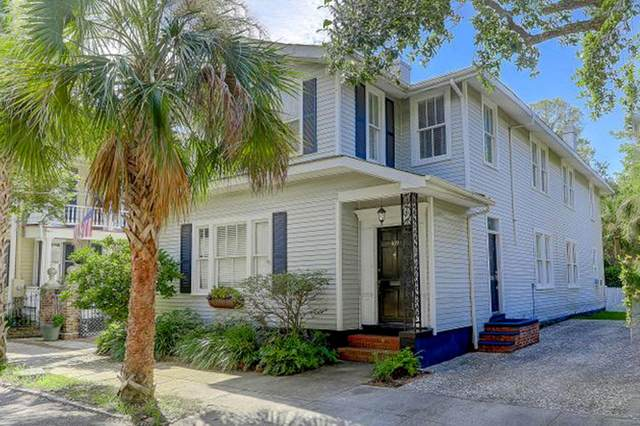 169 Tradd Street A, Charleston, SC 29401 (#21008226) :: The Cassina Group