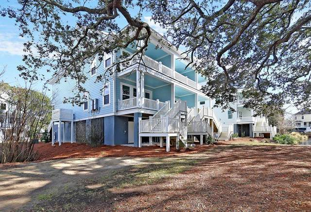 133 Howard Mary Drive B, Charleston, SC 29412 (#21008269) :: The Cassina Group