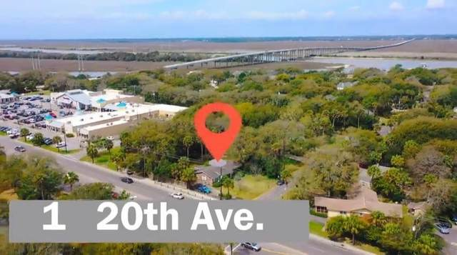 1 20th Avenue, Isle Of Palms, SC 29451 (#21008300) :: The Cassina Group