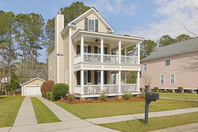 405 Branch Creek Trail #405, Summerville, SC 29483 (#21008301) :: Realty ONE Group Coastal