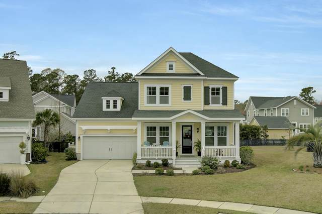 1538 New Chapel Court, Mount Pleasant, SC 29466 (#21008354) :: Realty ONE Group Coastal