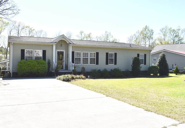1226 Mill Creek Drive, Manning, SC 29102 (#21008360) :: The Cassina Group