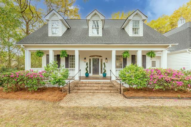 1417 Edwards Drive, Mount Pleasant, SC 29464 (#21008505) :: The Cassina Group