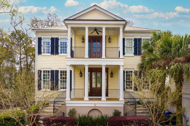 15 Robert Mills Circle, Mount Pleasant, SC 29464 (#21008609) :: The Cassina Group