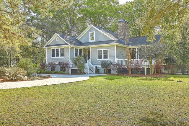 444 Carol Street, Charleston, SC 29412 (#21008630) :: Realty ONE Group Coastal